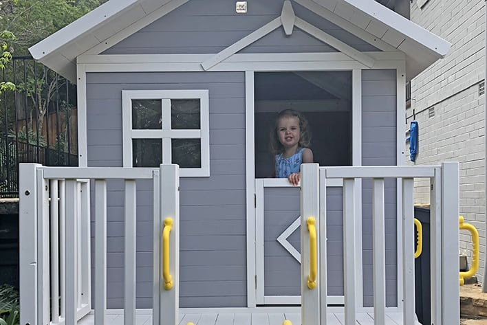 Kids Cubby House The Baby Vine